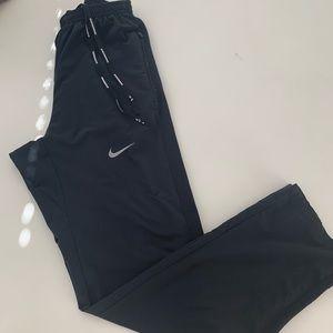 Nike  men tennis pants black size S